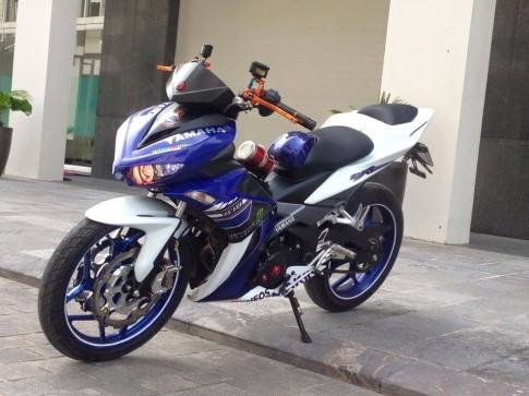 Yamaha X1R độ chất của biker Quảng Ninh