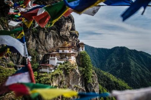 10 ly do khien ban phai den Bhutan trong nam 2016