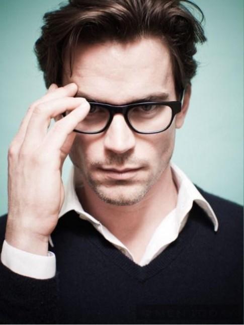30 quý ông sexy cùng kính mắt trắng