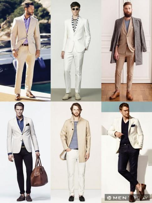 """5 kiểu suit """"chuẩn men"""" cho phái mạnh hè 2014"""