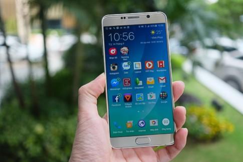 5 smartphone co cong nghe tieu bieu nhat 2015