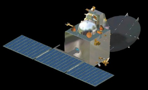 Ấn Độ lần đầu phóng tàu lên sao Hỏa