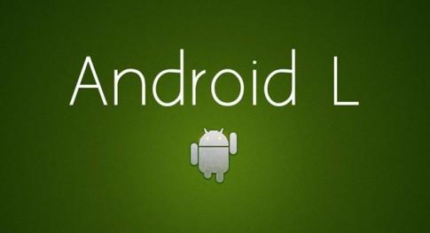 Android L trên Nexus 7 có gì mới.