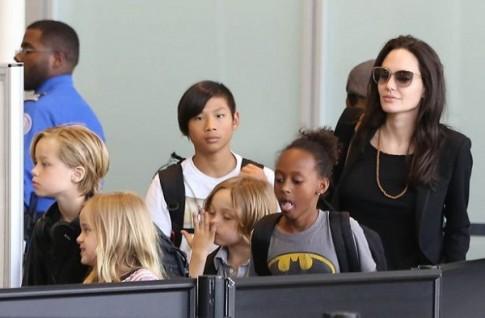 Angelina Jolie và Brad Pitt nhận thêm con nuôi?