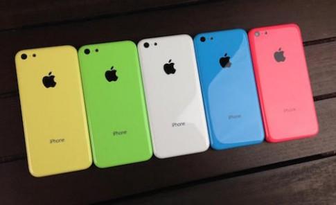 Apple co the ngung san xuat iPhone 5C vao nam sau