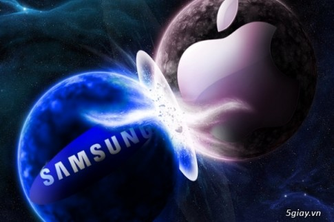 Apple vs. Samsung: 2-0
