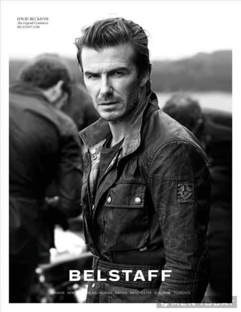 Beckham phong tran va bui bam trong chien dich xuan/he 2014 cua Belstaff