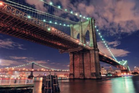 Bi kịch đằng sau cây cầu treo lâu đời nhất nước Mỹ