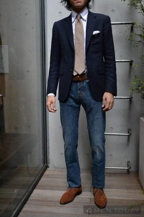 Bí quyết chọn mua và bảo quản quần jeans nam