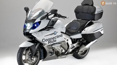 BMW K1600 GTL mới sẽ trang bị đèn pha Laser như siêu xe 4 bánh BMW i8
