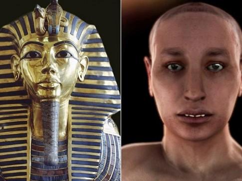 Bo mat thuc di dang cua pharaoh Ai Cap
