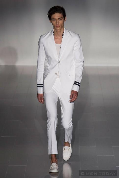 Bộ sưu tập thời trang nam xuân hè 2015 của Gucci
