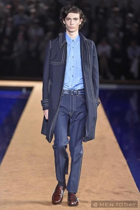 Bộ sưu tập thời trang nam xuân hè 2015 của Prada