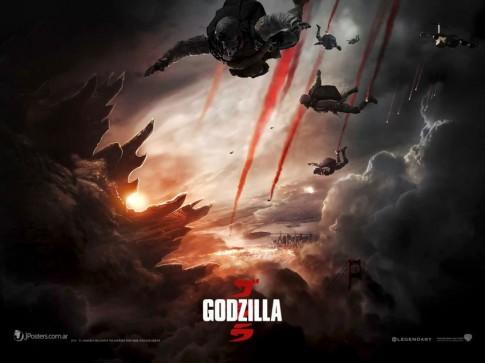 Bom tấn 'Godzilla' tung trailer cuối cùng trước khi tàn phá thế giới