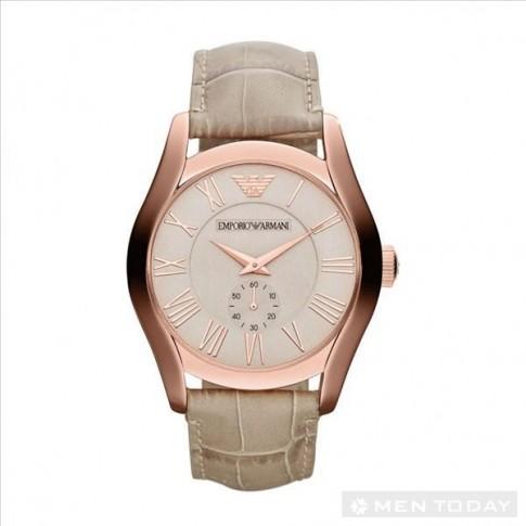 BST đồng hồ sang trọng và lịch lãm từ Emporio Armani