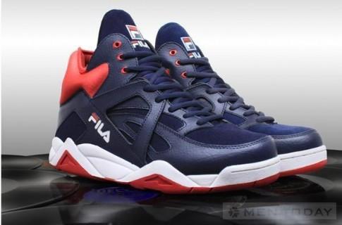 BST giay sneaker nam cho Thu dong 2012 tu FILA