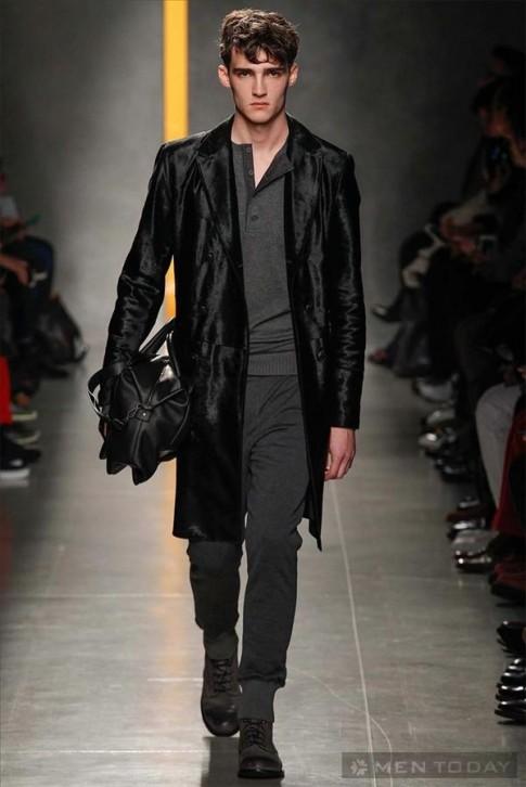 BST thời trang nam thu đông 2014 của Bottega Veneta | MFW