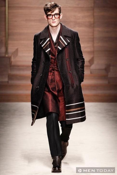 BST thời trang nam thu đông 2014 của Salvatore Ferragamo | MFW