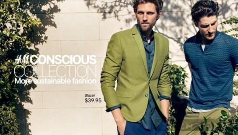 BST thời trang nam xuân hè đơn giản từ H
