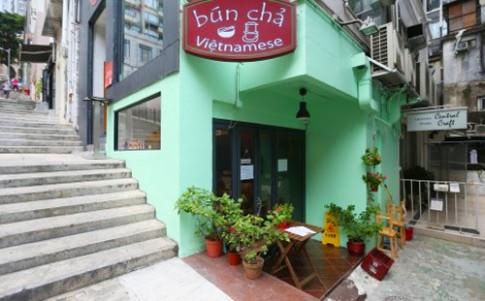 Bun cha Viet Nam o Hong Kong