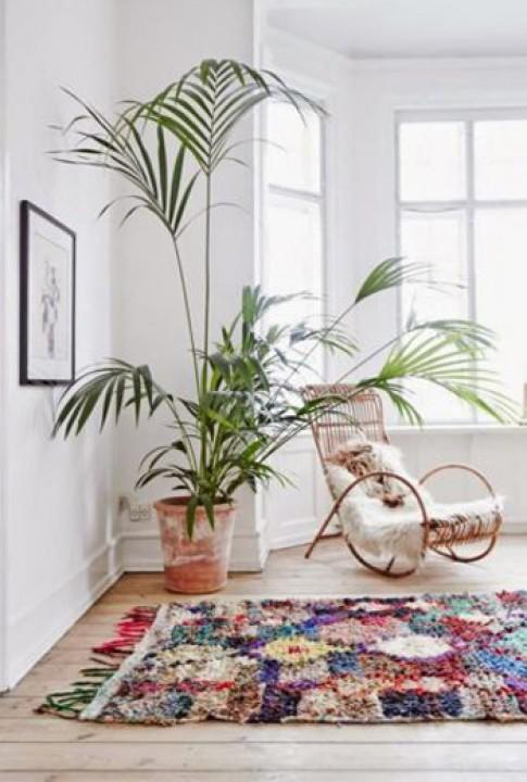 Các cách làm đẹp cho những góc xấu xí trong nhà