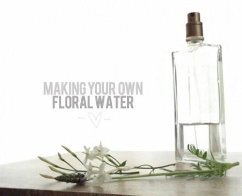 Cách tự chưng cất nước hoa ở nhà