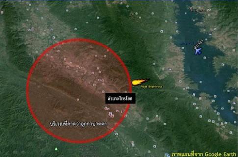 Cau lua luot qua Thai Lan la thien thach 66 tan
