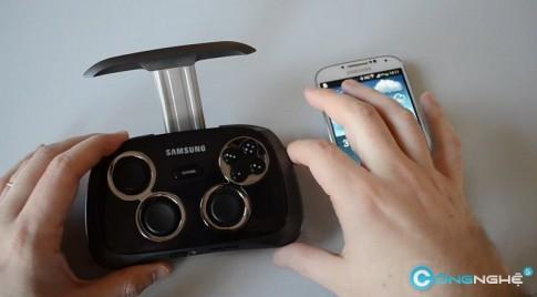 [CES 2014] Samsung cho ra mắt gamepad cho Android