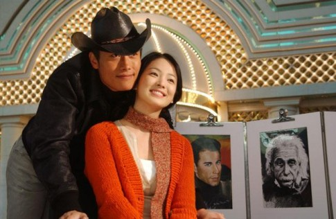 "Chan dung ""hoang de sat gai"" Lee Byung Hun"