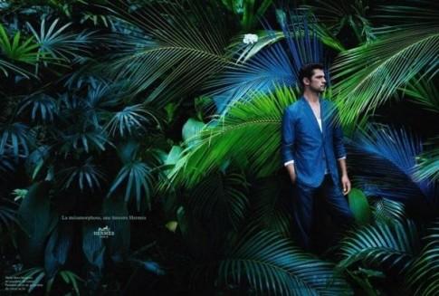 Chiến dịch thời trang nam xuân hè 2014 từ Dior Homme và Hermès