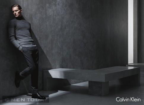 Chien dich thu dong 2013 tu Calvin Klein va Il Bacio di Stile