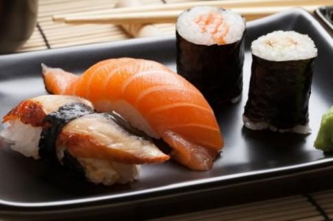 Cuoc phieu luu cua mon sushi