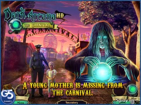 Dark Arcana: The Carnival - Hoi cho ma quai
