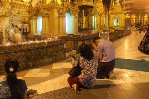 Dat nuoc Myanmar – Noi thoi gian lui lai