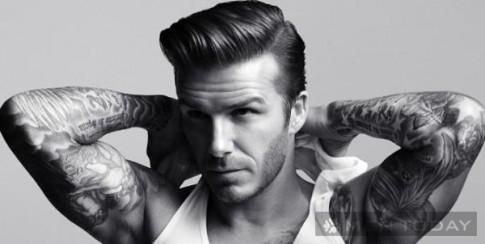 David Beckham: Quy ong dan dau xu huong toc