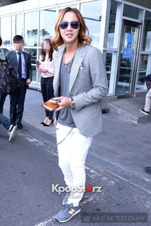 Do 'chuan men' hiem co kho tim cua Jang Geun Suk