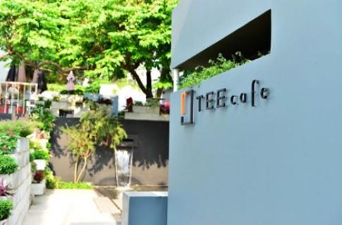 Doi gio voi khong gian dep tai TEE Cafe