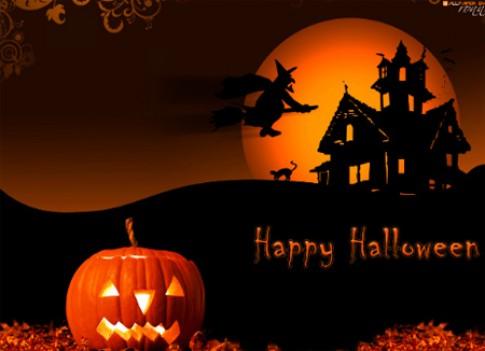 Don Halloween tai khach san Continental Sai Gon