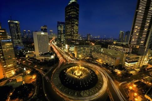 Du lich Indonesia van lac quan sau vu tan cong o Jakarta