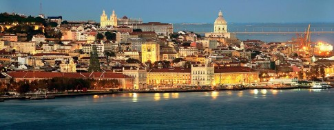 Du lich o thu do Lisbon xinh dep