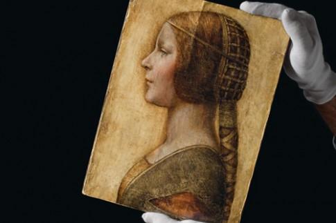 Giai ma chan dung nang 'Mona Lisa thu hai'