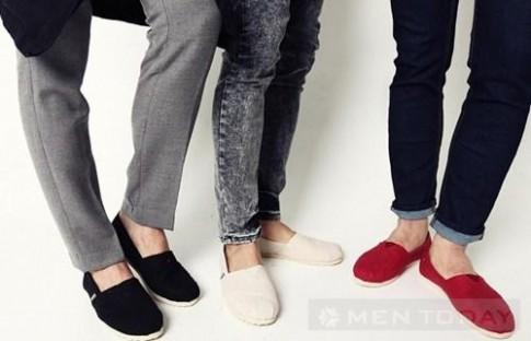 Giày lười cho nam giới
