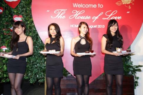 Häagen-Dazs Cafe mo cua hang thu 2 tai TP HCM