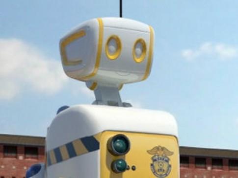 Hàn Quốc chế tạo robot quân sự
