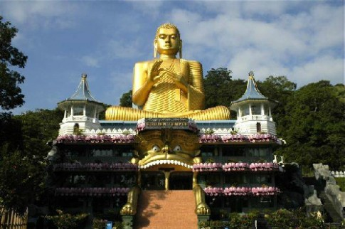 Hanh huong Sri Lanka