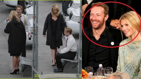 Hau ly hon Chris Martin, Gwyneth Paltrow 'cap ke' Johnny Depp