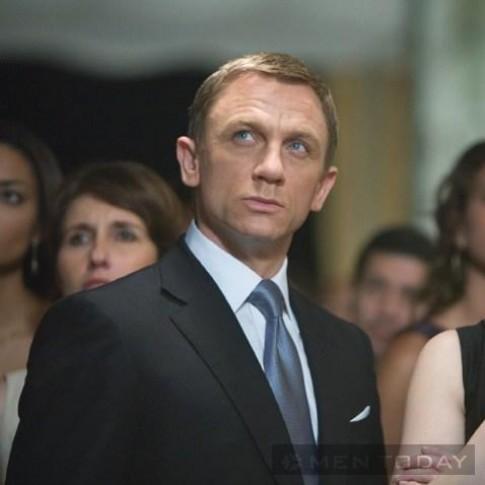 Hoc canh phoi cravat lich lam nhu James Bond
