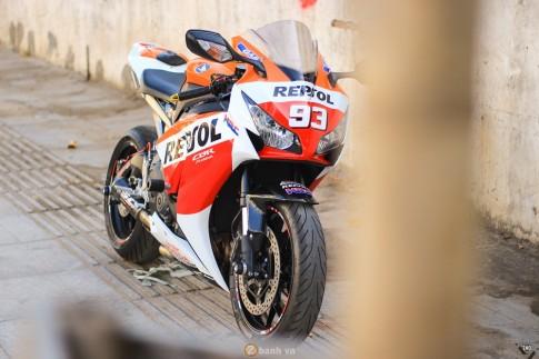 Honda CBR1000RR Repsol MM|93 khoe sac