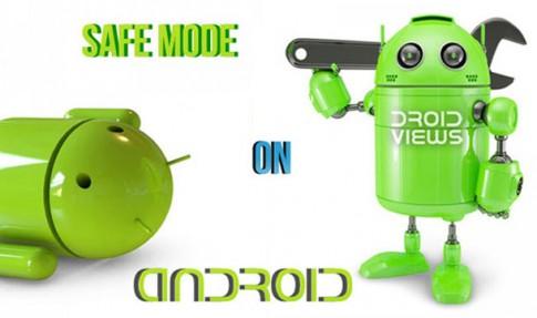 Huong dan tat che do Safe Mode tren Android