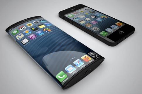 IPhone man hinh cong tai sao khong ?